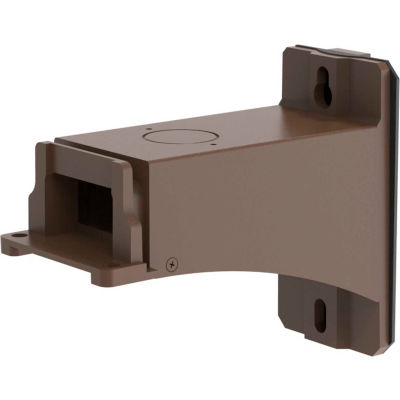 Commercial LED CLF4-STRAIGHT ARM-Q  Straight Arm Mount for 100/150W LED Flood Lights, Bronze