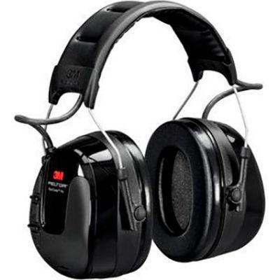 3M™ PELTOR™ WorkTunes™ Pro AM/FM Radio Headset, Black, Headband