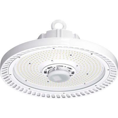tradeSELECT® CRN-40MX-EDU Round LED High Bay, 239W, 33520 Lumens, 4000K, 0-10V Dimming, DLC Premium