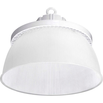 """tradeSELECT® CRNWW18  18"""" Diffuse Acrylic Reflector for CRN LED High Bay"""