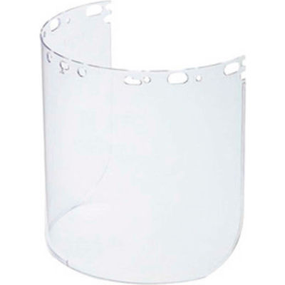 """Honeywell Protecto-Shield Replacement Visors, Polycarbonate, 8-1/2"""" x 15"""""""