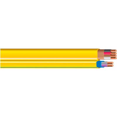 Southwire 67962902 NM-B-PCS 12/3 G 16/2 PEGY 1000R, ROMEX® SIMpull® NM-B-PCS DUO™ CABLE, 1000'
