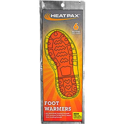 Occunomix Heat Pax 1103-10FF Foot Warmers 5/Pack, 1103-10FF