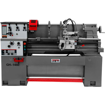 JET® 323386 GH-1440-1 Lathe with Newall DP500 DRO