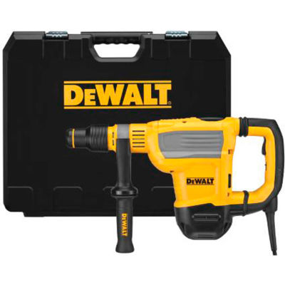 "DeWalt® D25614K 1-3/4"" SDS Max Combination Rotary Hammer Kit"