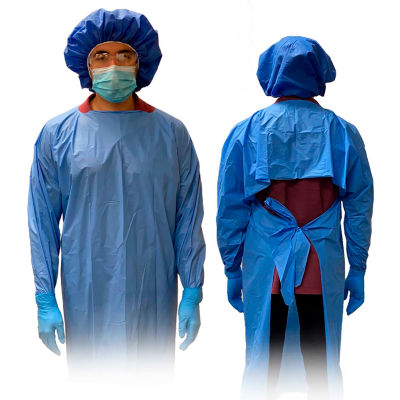 Keystone® Isolation Gown, Level 3, Pack Of 100