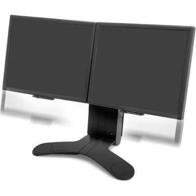 Ergotron® LX Dual Display Lift Stand