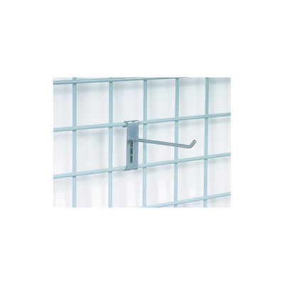 "6"" Grid Wall Peg Hook - Pkg Qty 12"