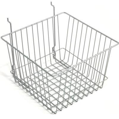 Wire Utility Basket 12x12x8 - Pkg Qty 6