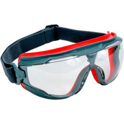 3M™ GG501SGAF 500-Series Goggle Gear Clear Scotchgard™ Anti-Fog Lens