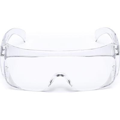 3M™ Tour-Guard V Protective Eyewear, TGV01-100, Clear, 100/Case