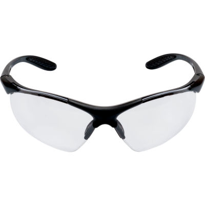 3M™ V6X01AF Virtua™ Protective Eyewear Clear Anti Fog Lens, Black Frame