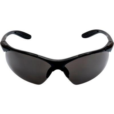 3M™ V6X02AF Virtua™ Protective Eyewear Gray Anti Fog Lens, Black Frame