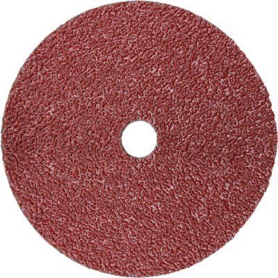 "3M™ Fiber Disc 982C 5"" x 7/8"" Precision Shaped Ceramic Grain 80+ Grit  - Pkg Qty 25"