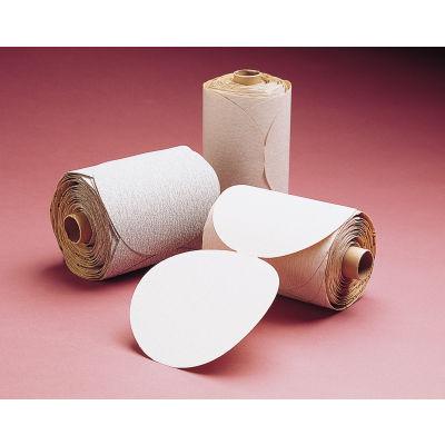 """3M™ NX PSA Paper Disc Roll 5"""" X NH Aluminum Oxide P240 100 discs per roll - Pkg Qty 4"""