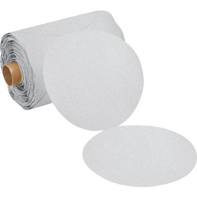 "3M™ Stikit™ Paper Disc Roll 426U 5"" X NH Silicon Carbide 320 175 discs per roll"
