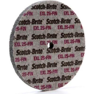 6 x 4 x 1 2S CRS 6000 RPM 6 Diameter Scotch-Brite 13357 Multi-Finishing Wheel