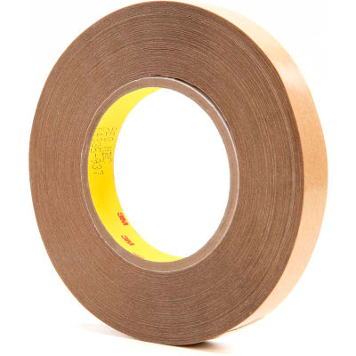 "3M™ 950 Adhesive Transfer Tape 3/4"" x 60 Yds. 5 Mil Clear - Pkg Qty 48"