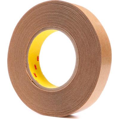 "3M™ 950 Adhesive Transfer Tape 1"" x 60 Yds. 5 Mil Clear - Pkg Qty 36"