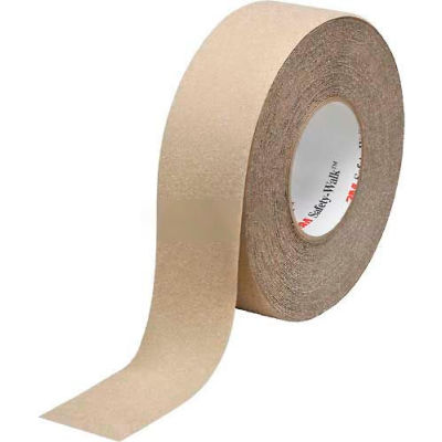 3M™ Safety-Walk™ Slip-Resistant General Purpose Tapes/Treads 620, CL, 1 in x 60 ft