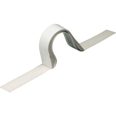 """3M™ 8310 Carry Handle Tape 1""""W x 17""""L White, 110 Pads/Case (2750 Handles)"""