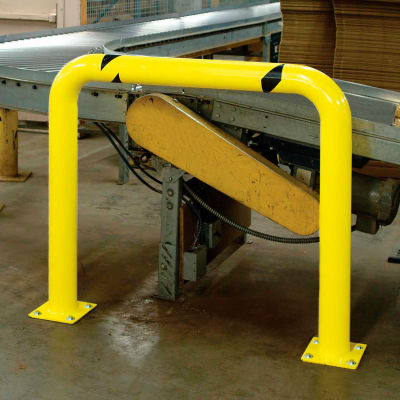 "Global Industrial™ Machinery Guard Round 48""H x 48""L"