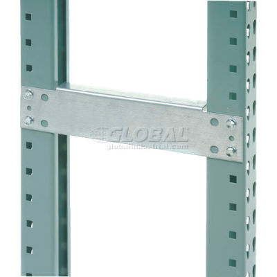 "8""L Row Spacer Interlake Mecalux Pallet Rack"