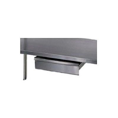 """Aero Manufacturing T120A Drawer for Stainless Steel Workbench 15""""W x 20""""D x 5""""H"""