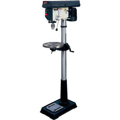 """JDP-17MF, 16-1/2"""" Floor Drill Press, 5/8"""" Capacity, 3/4HP,16 Speed"""