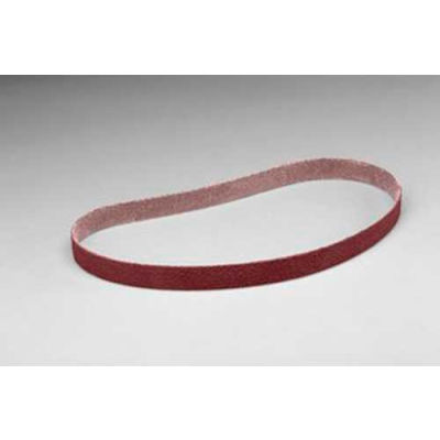 "3M™ Cloth Belt 341D 1-1/2"" x 60"" 40 Grit Aluminum Oxide - Pkg Qty 50"