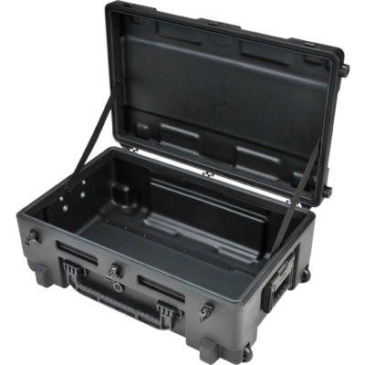 "SKB R Series Waterproof Utility Case 3R2817-10B-EW Wheels Watertight, 31""L x 19-3/4""W"