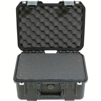 "SKB iSeries Waterproof Utility Case 3i-1309-6B-C W/Cubed Foam Watertight, 14-3/4""L x 11-15/16""W"