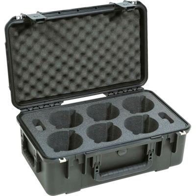 "SKB iSeries 2011 Waterproof Lens Case 3i-20118LENS Watertight, 21-15/16""L x 14""W"