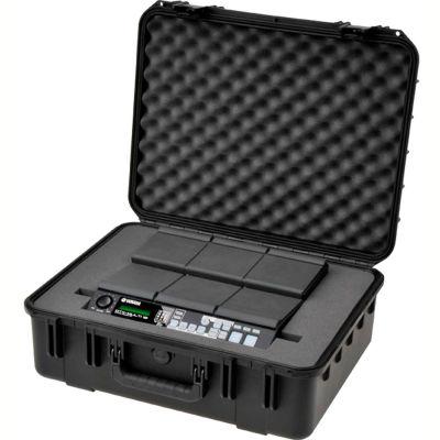 """SKB Mil-Std Waterproof Case W/Yamaha DTX-MULTI 12 Custom Interior Watertight, 22-15/16""""L x 18""""W"""