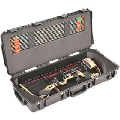 "SKB iSeries Parallel Limb Bow Case 3i-3614-PL-M Military Green, Watertight, 39-1/16""L x 16-13/16""W"