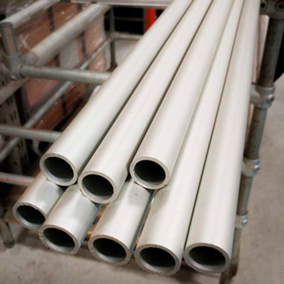 """Kee Safety Schedule 40 Aluminum Pipe (6 ft x 6 Pcs) Price Per Foot - 1"""" Dia. - Pkg Qty 36"""