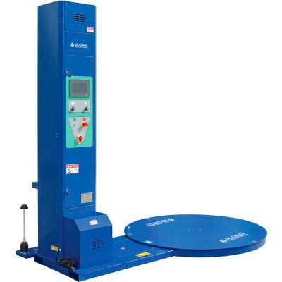 Global Industrial™ Semi-Automatic Stretch Wrap Machine
