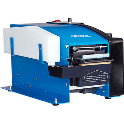 """Global Industrial™ Electronic Tape Dispenser for 1/2"""" - 3"""" Water Activated Kraft Tape"""