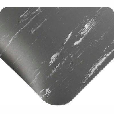 "Wearwell® Tile-Top™ SpongeCote® Anti Fatigue Mat 7/8"" Thick 2' x 3' Charcoal"