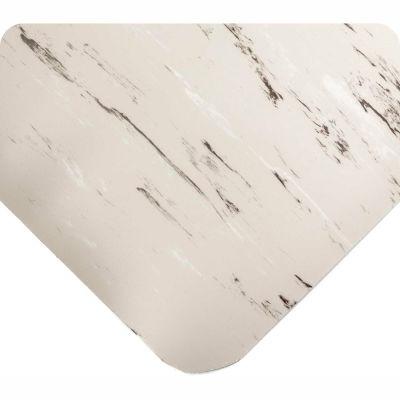 "Wearwell® Tile-Top™ SpongeCote® Anti Fatigue Mat 1/2"" Thick 2' x 3' Gray"