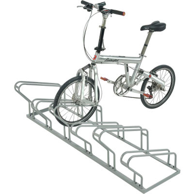 Global Industrial™ Low Profile Bike Rack, 6-Bike Storage