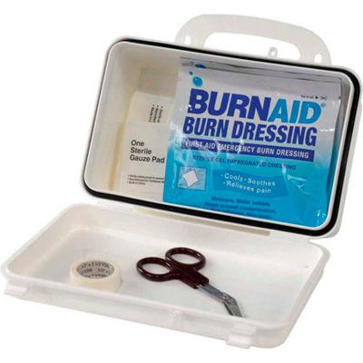 Global Industrial First Aid Burn Kit