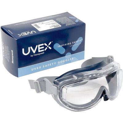 Uvex® by Honeywell Flex Seal Anti-Fog Goggle, Navy