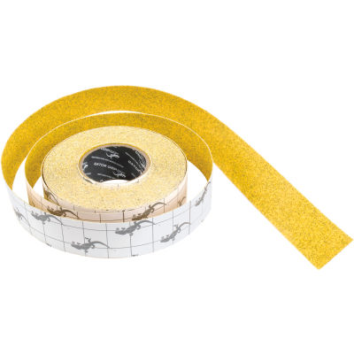 "Anti-Slip Traction Stadium Grit Tape Roll, 4"" x 60 Feet"