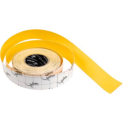 "Anti-Slip Traction Yellow Hazard Tape Roll, 4"" x 60 Feet"