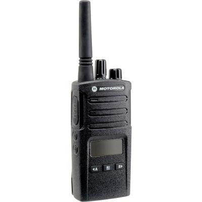 Motorola RMU2080D RM Series 2 Way Radio 8 Channel 2 Watt With Display