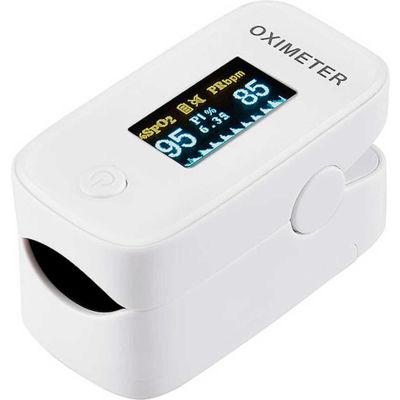 Global Industrial™ Fingertip Pulse Oximeter With OLED Display