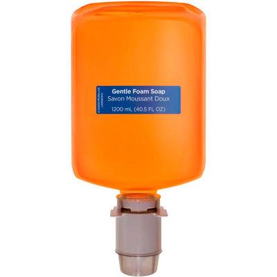 GP Pacific Blue Ultra Pacific Citrus Gentle Foam Soap 1200 mL Refill, 4 Refills/Case - 43715