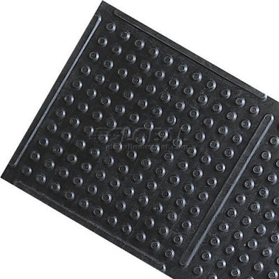 """NoTrax® Deep Freeze Mat™ Anti Fatigue Mat 3/8"""" Thick 4' x Up to 60' Black"""