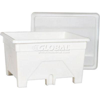 Bonar Plastics FDA Versa Tote VT1200-A001 - 41x49x29 1000 lb Capacity Natural